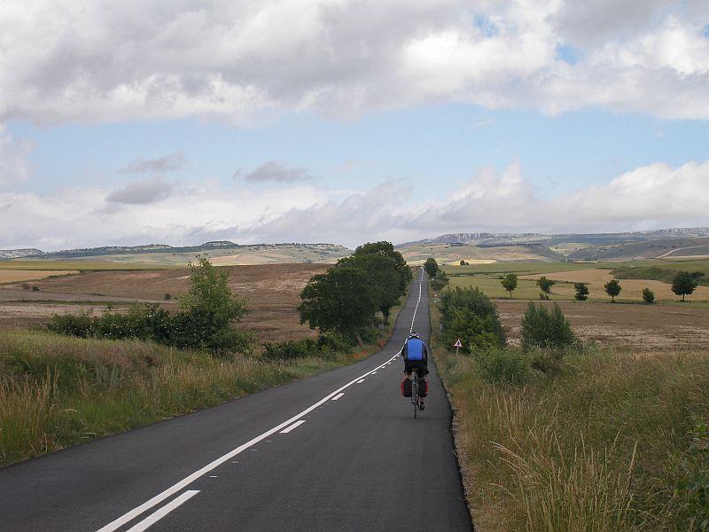 spanien jakobsweg etappen
